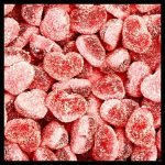 Fizzy Strawberry Hearts (H)